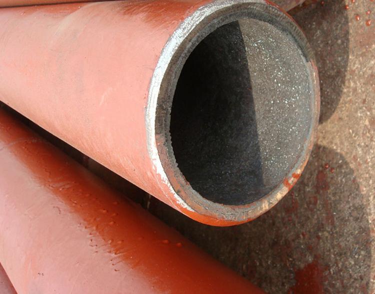 碳化硅陶瓷耐磨管材