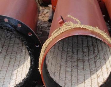 氧化锆刚玉耐磨管材