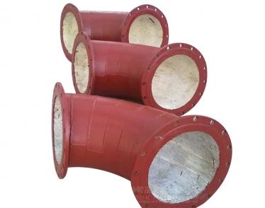 高铝陶瓷耐磨管道